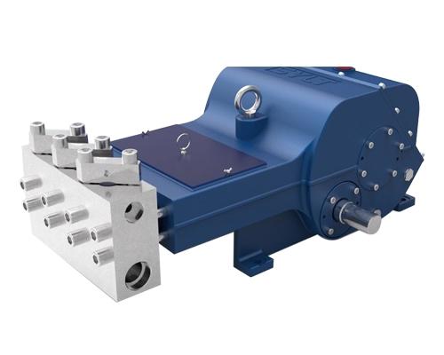 高压泵零部件更换