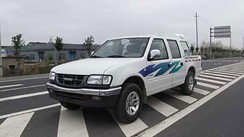 沼气宣传服务车